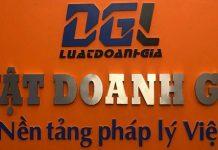 Banner Văn phòng Luật Doanh Gia